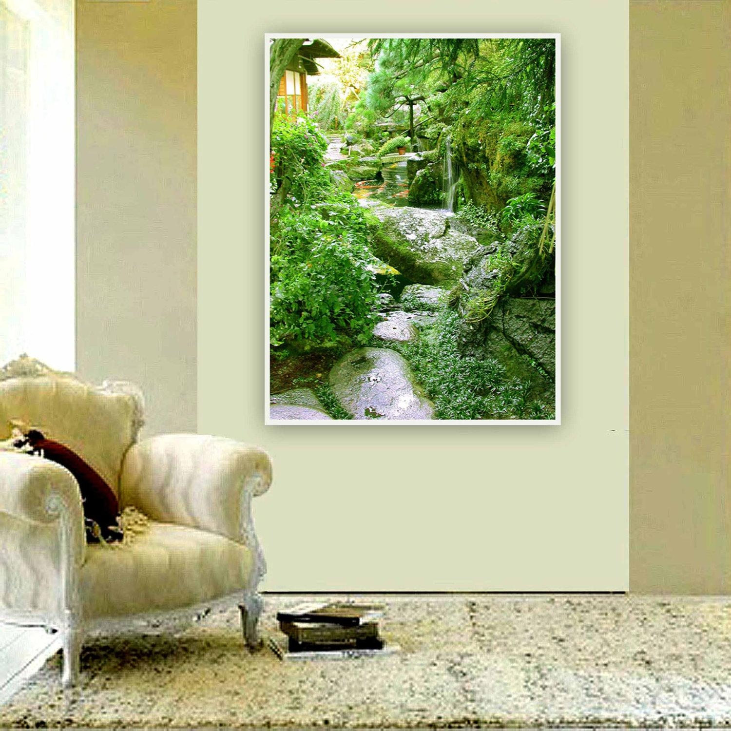Photography 8 X 10 Modern Wall Art Decor Feng Shui Within Feng Shui Wall Art (Image 17 of 20)