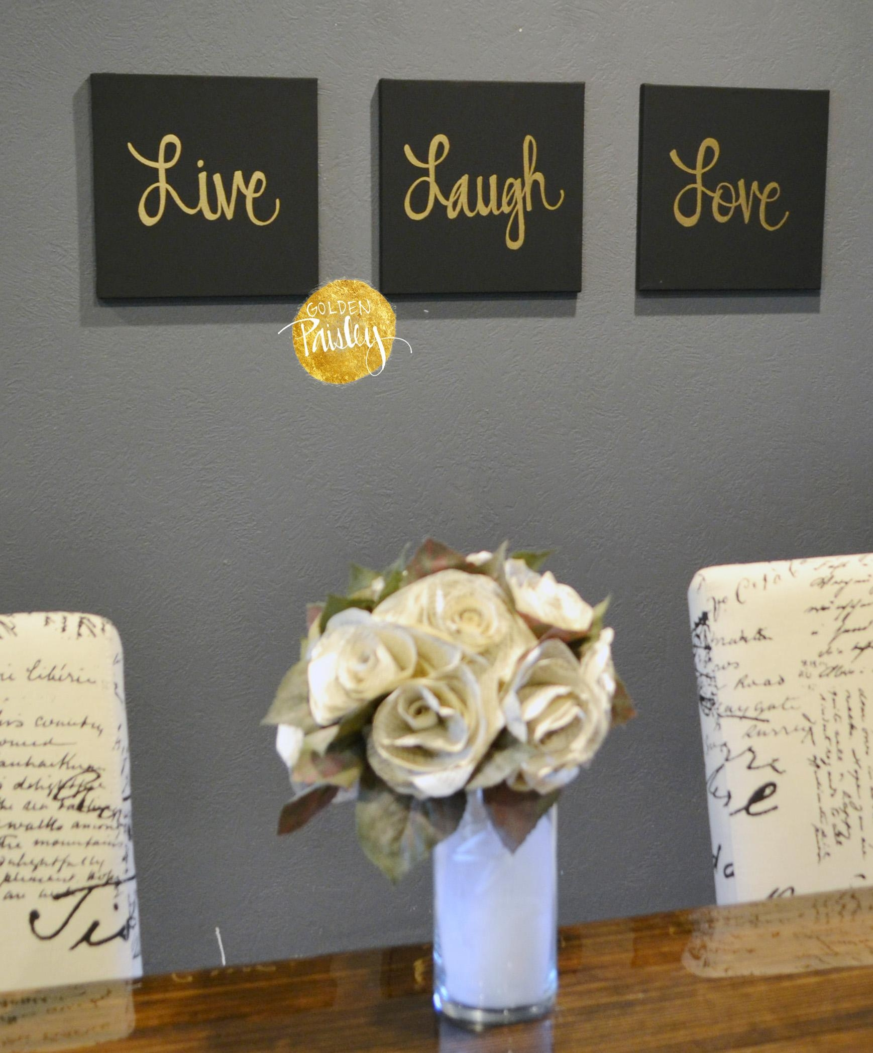 Piece Wall Decor Sets Quote Wall Art Wedding Vow Art Seasonal With Regard To Seasonal Wall Art (Image 9 of 20)