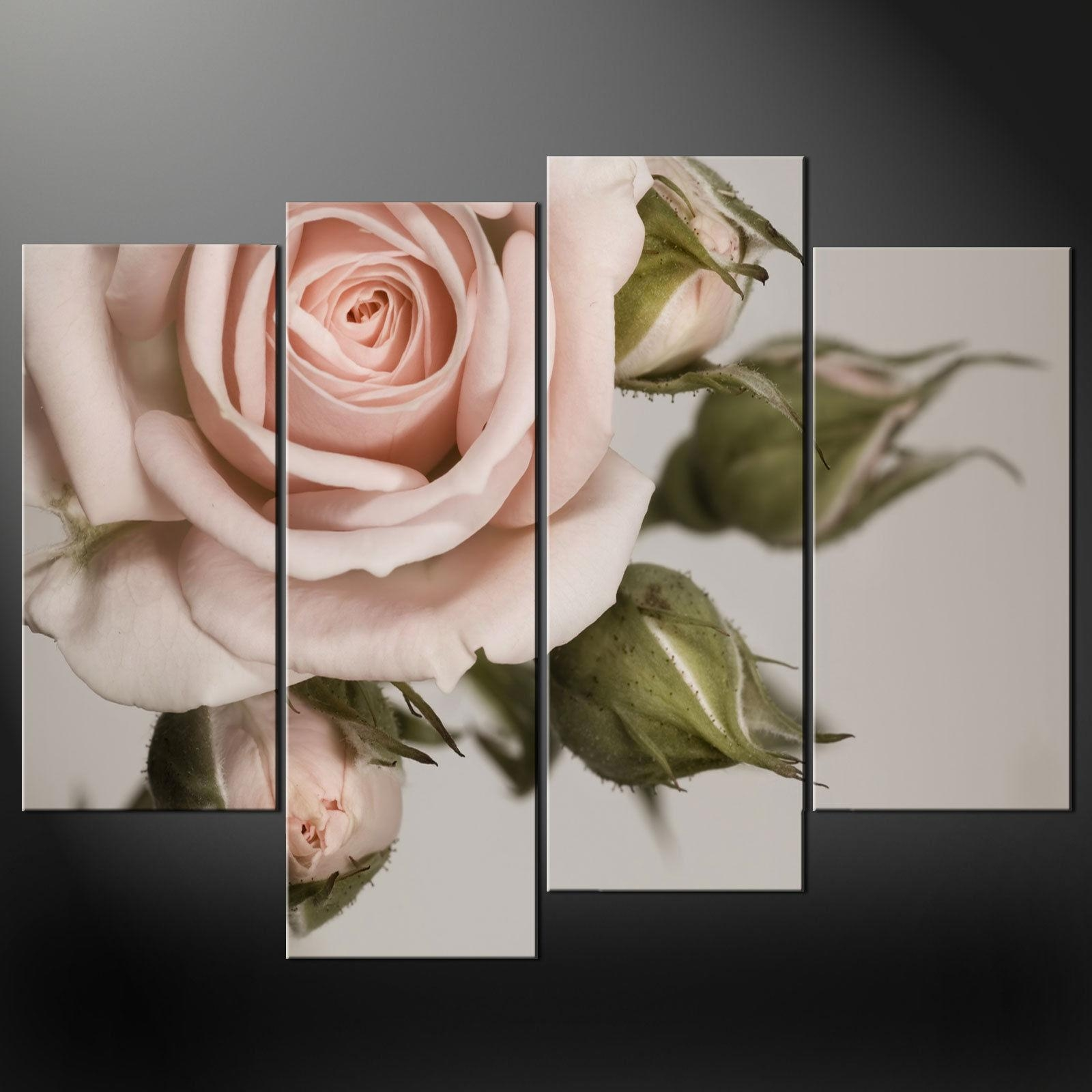 Featured Photo of Rose Canvas Wall Art