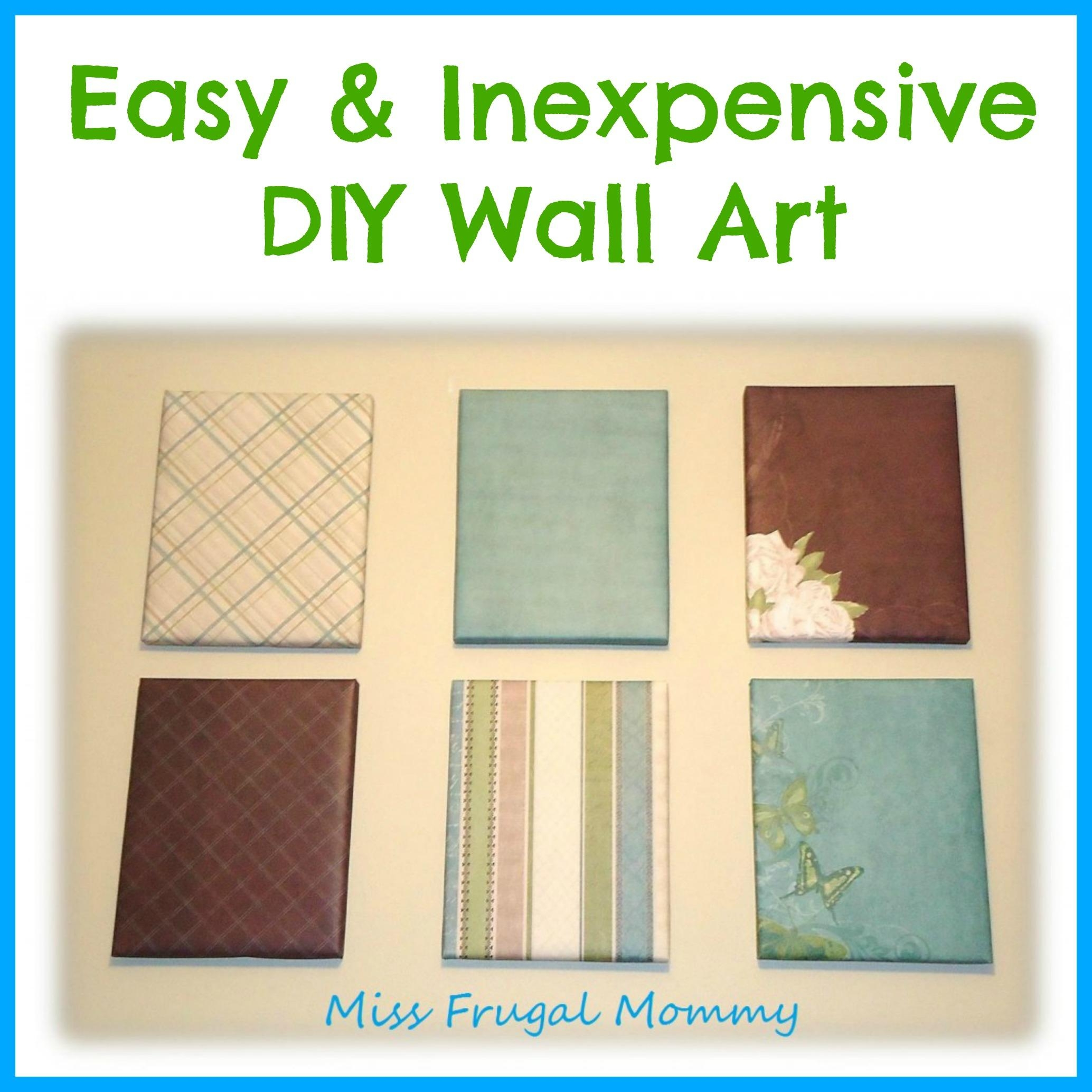 Pinterest Diy Wall Art | Living Room Ideas Intended For Pinterest Diy Wall Art (View 5 of 20)