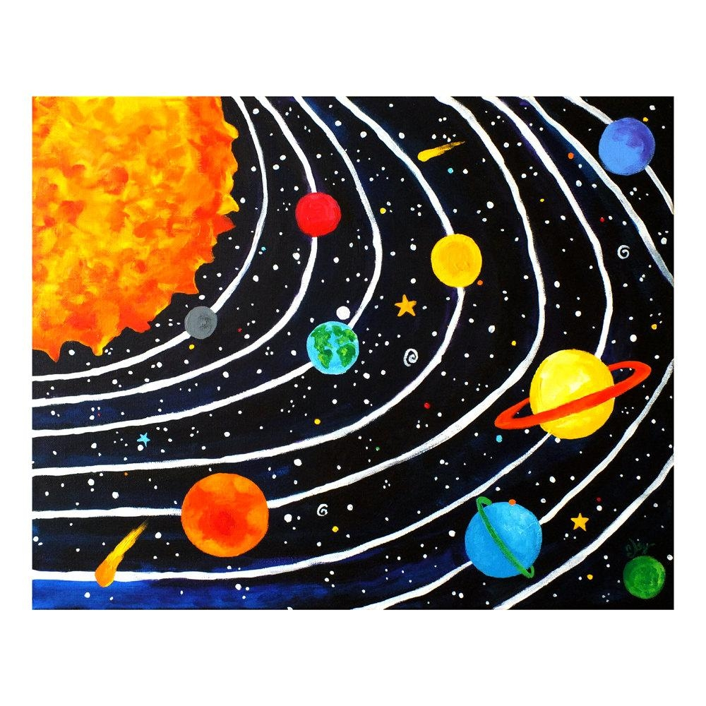 Planets For Kids Room ~ Crowdbuild For (View 19 of 20)