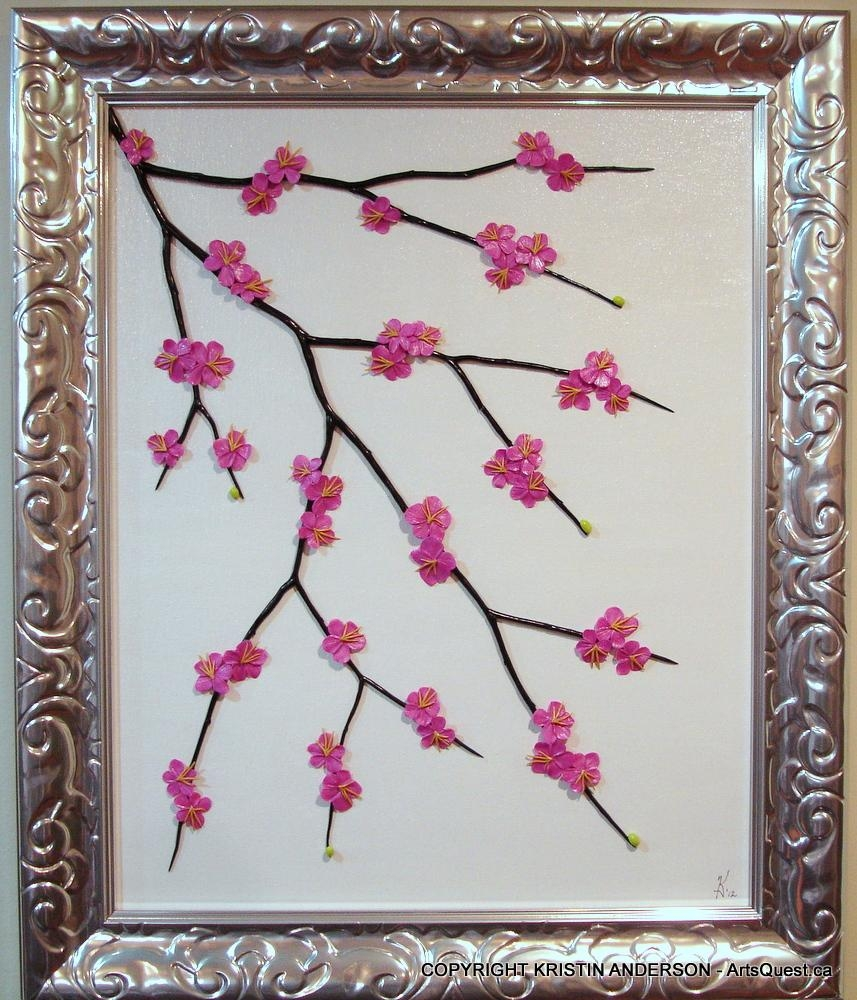 Polymer Clay — Artsquest With Polymer Clay Wall Art (View 7 of 20)