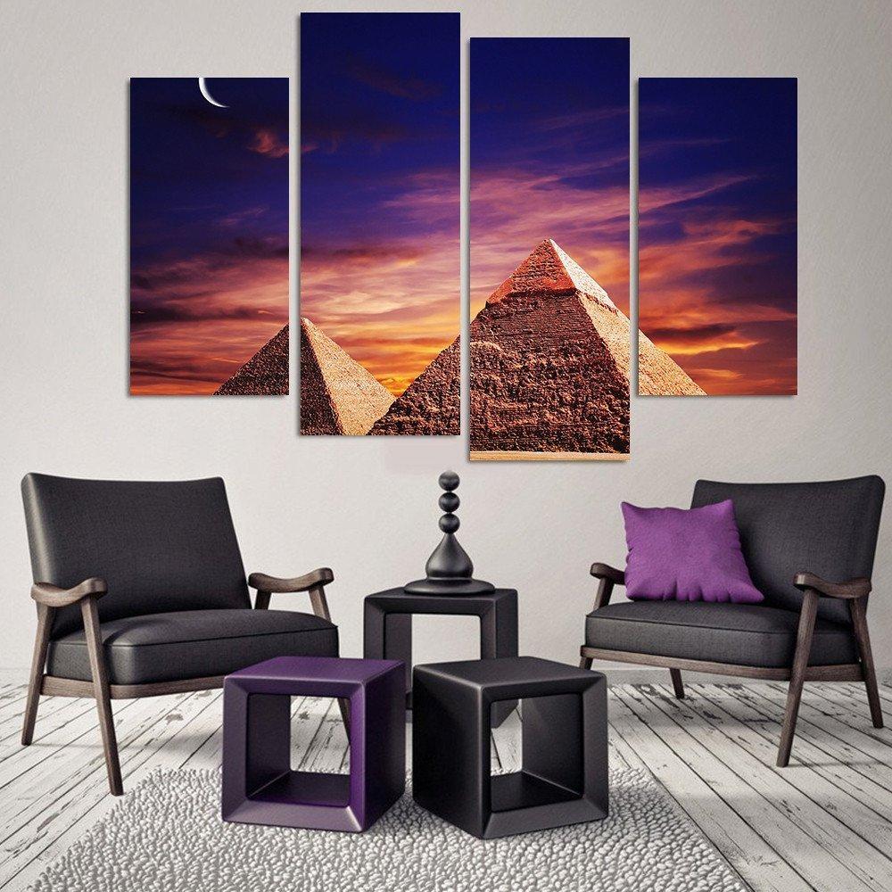 Popular 4 Piece Canvas Art Set Buy Cheap 4 Piece Canvas Art Set For 4 Piece Canvas Art Sets (View 16 of 20)