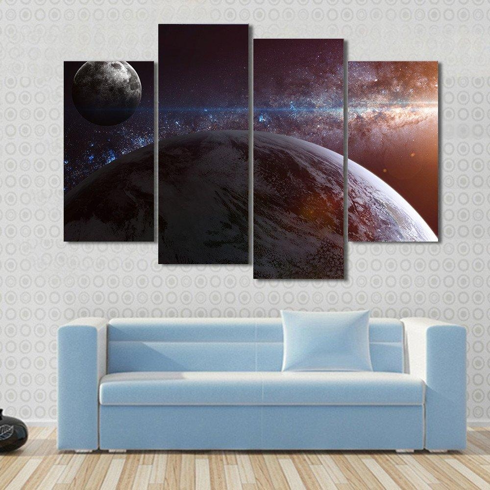 Popular 4 Piece Canvas Art Set Buy Cheap 4 Piece Canvas Art Set Pertaining To 4 Piece Canvas Art Sets (View 18 of 20)