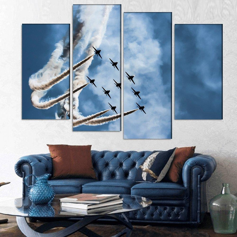 Popular 4 Piece Canvas Art Set Buy Cheap 4 Piece Canvas Art Set Throughout 4 Piece Canvas Art Sets (View 8 of 20)