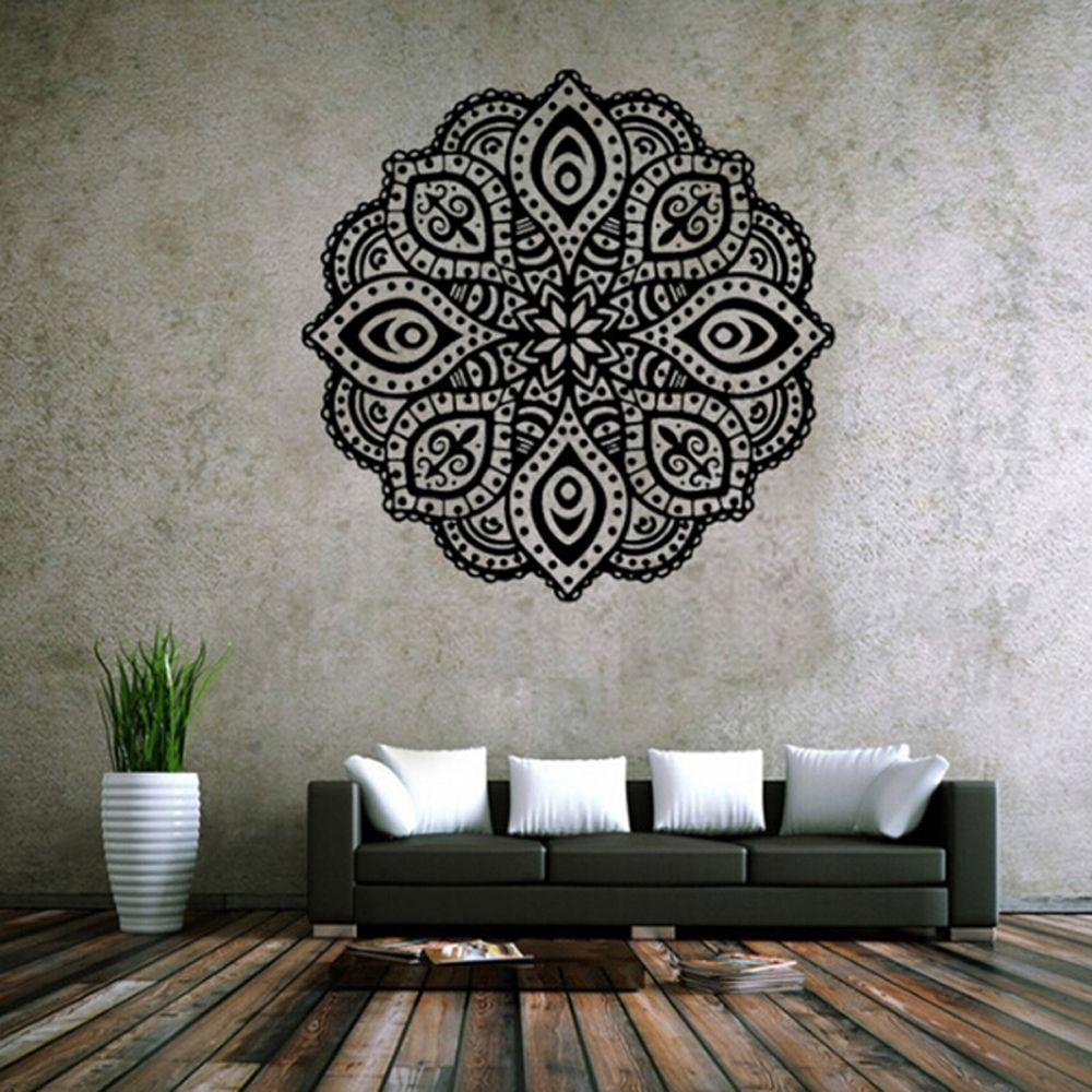 Wall Art Decals For Living Room: 20 Ideas Of Art Deco Wall Decals