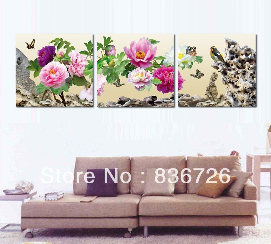 Popular Butterfly Canvas Wall Art Buy Cheap Butterfly Canvas Wall With Regard To Butterfly Canvas Wall Art (Image 18 of 20)