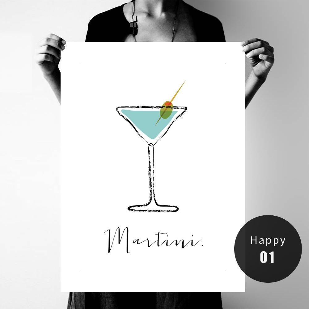Popular Happiness Wall Art Buy Cheap Happiness Wall Art Lots From In Martini Glass Wall Art (View 19 of 20)