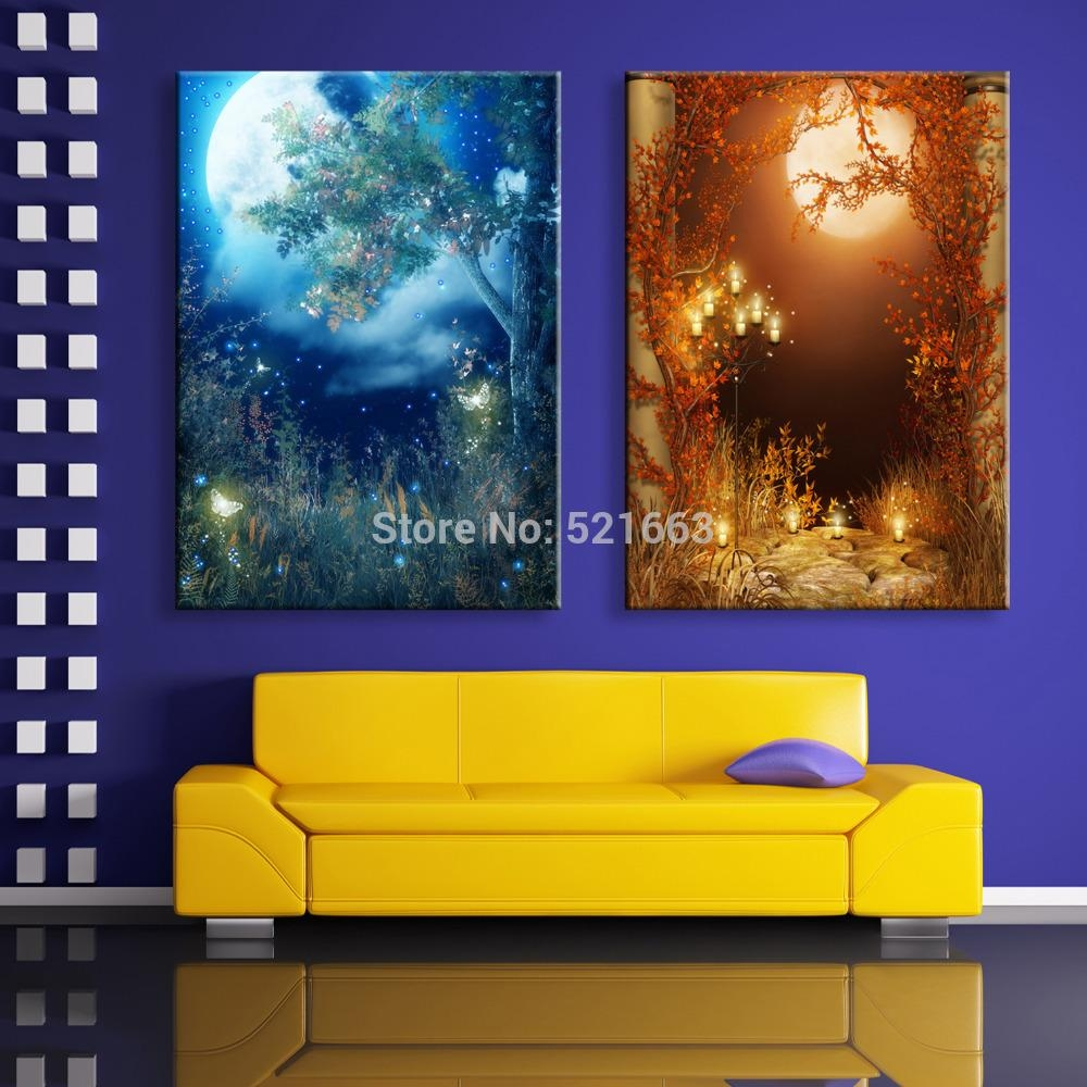 Popular Jungle Canvas Wall Art Buy Cheap Jungle Canvas Wall Art Regarding Jungle Canvas Wall Art (View 12 of 20)
