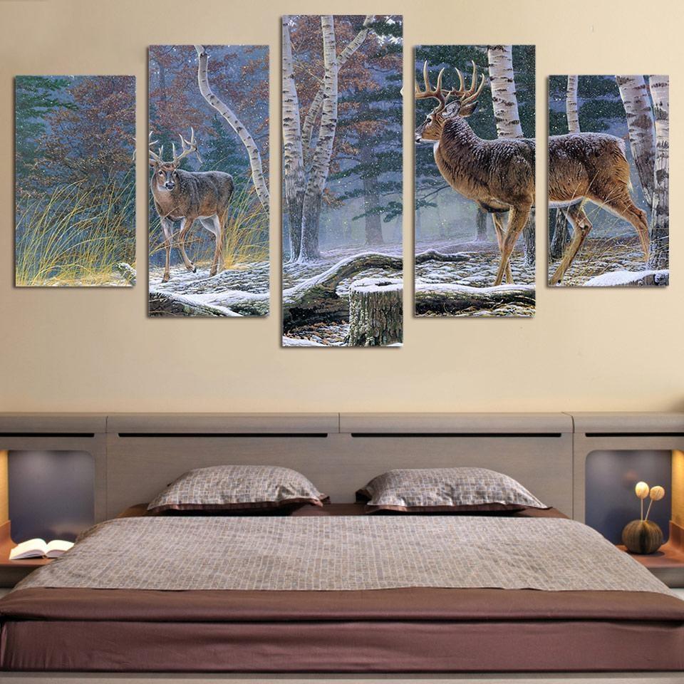 Popular Jungle Canvas Wall Art Buy Cheap Jungle Canvas Wall Art With Regard To Jungle Canvas Wall Art (View 5 of 20)