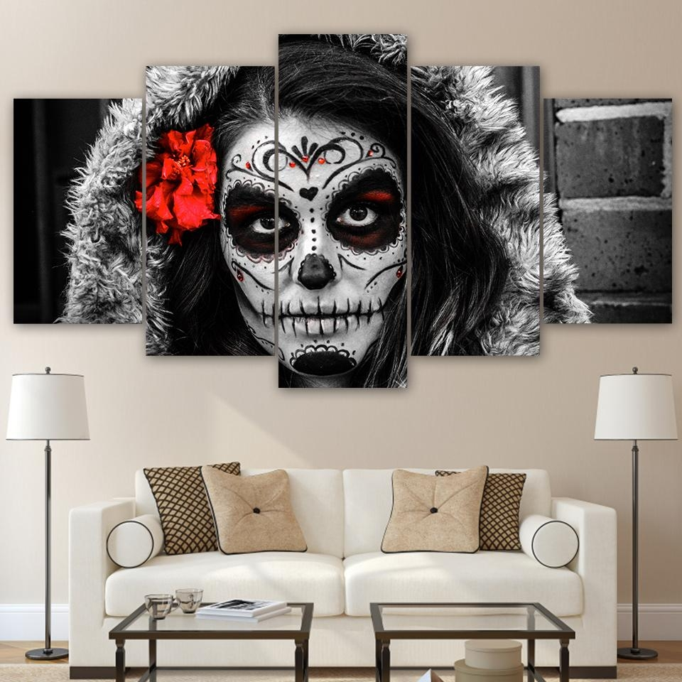 Popular Modular Wall Art Canvas Buy Cheap Modular Wall Art Canvas Inside Modular Wall Art (View 2 of 20)