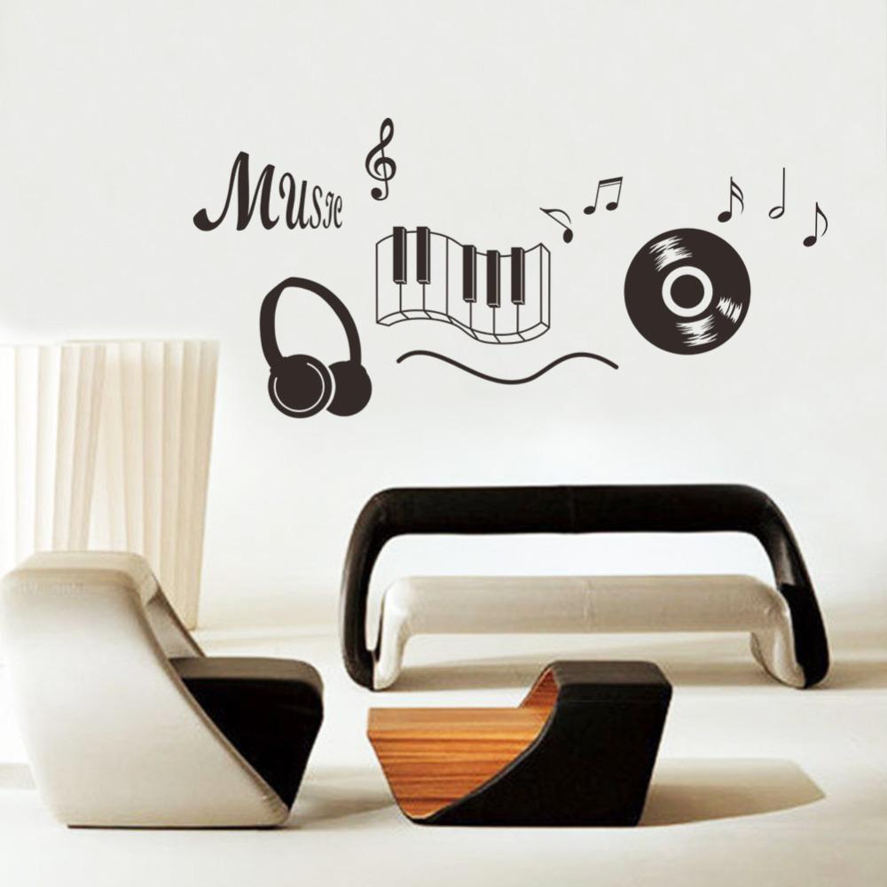 Popular Music Theme Bedroom Buy Cheap Music Theme Bedroom Lots Within Music Themed Wall Art (Image 16 of 20)