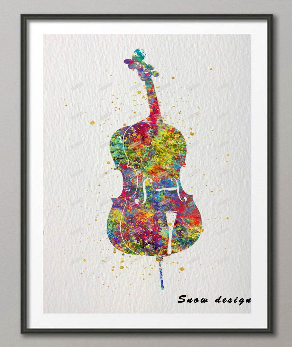 Popular Musical Instrument Wall Art Buy Cheap Musical Instrument Pertaining To Musical Instrument Wall Art (Image 19 of 20)