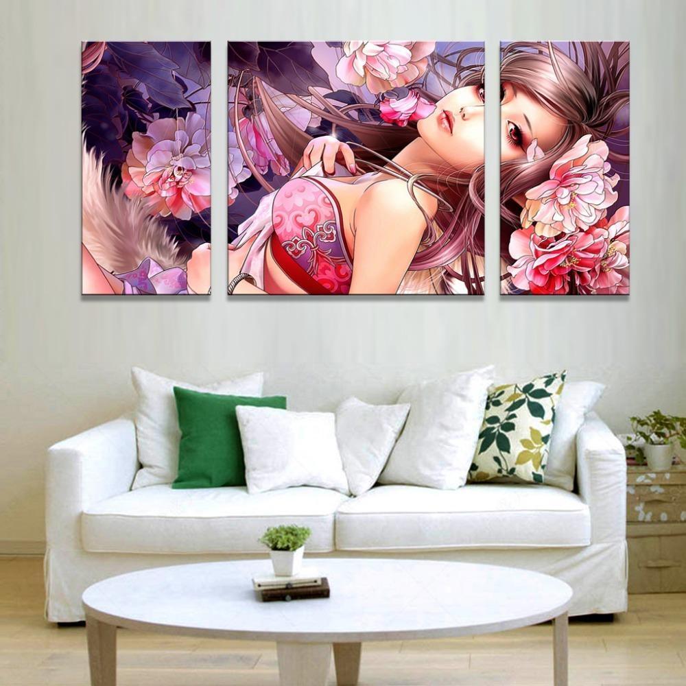 Popular Nursery Canvas Art Print Buy Cheap Nursery Canvas Art Within Nursery Canvas Art (View 20 of 20)