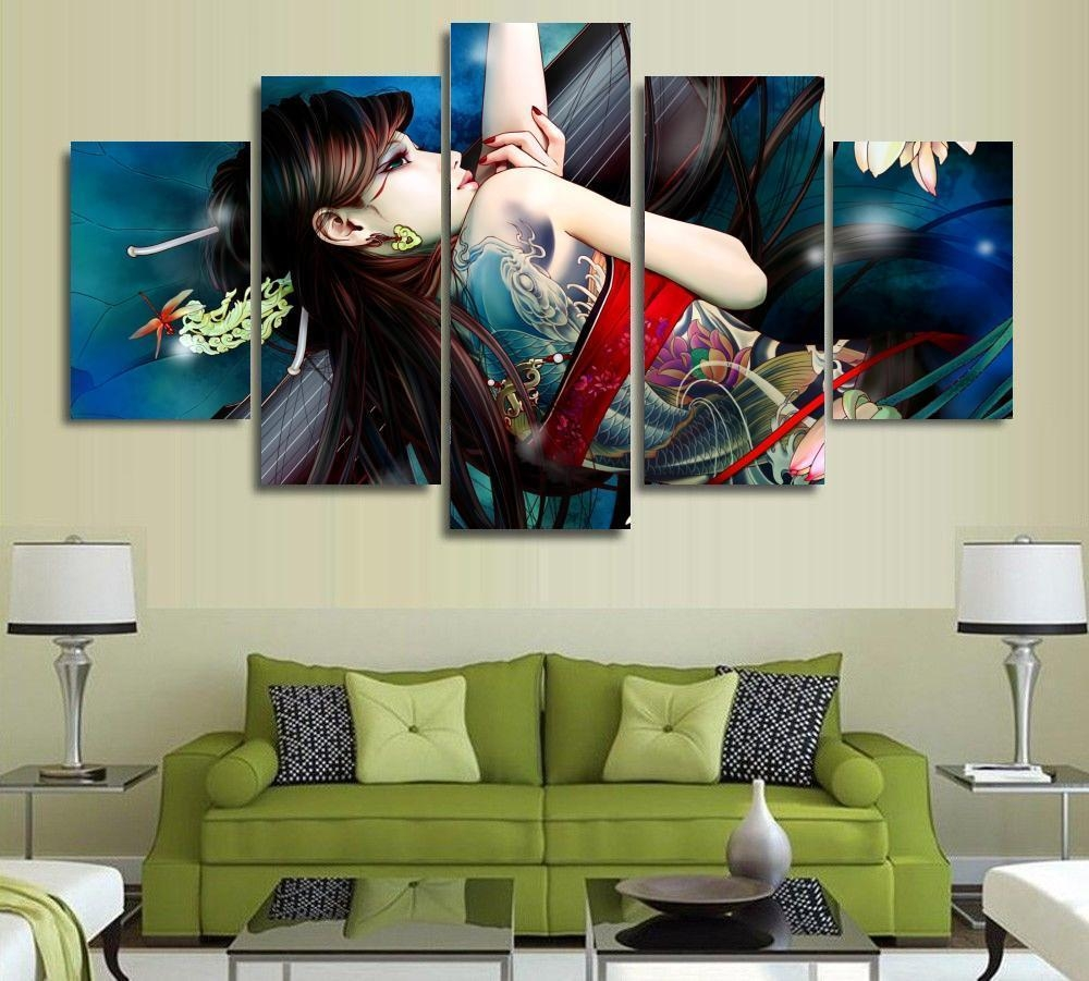Popular Oriental Wall Art Panel Buy Cheap Oriental Wall Art Panel In Asian Wall Art Panels (View 17 of 20)