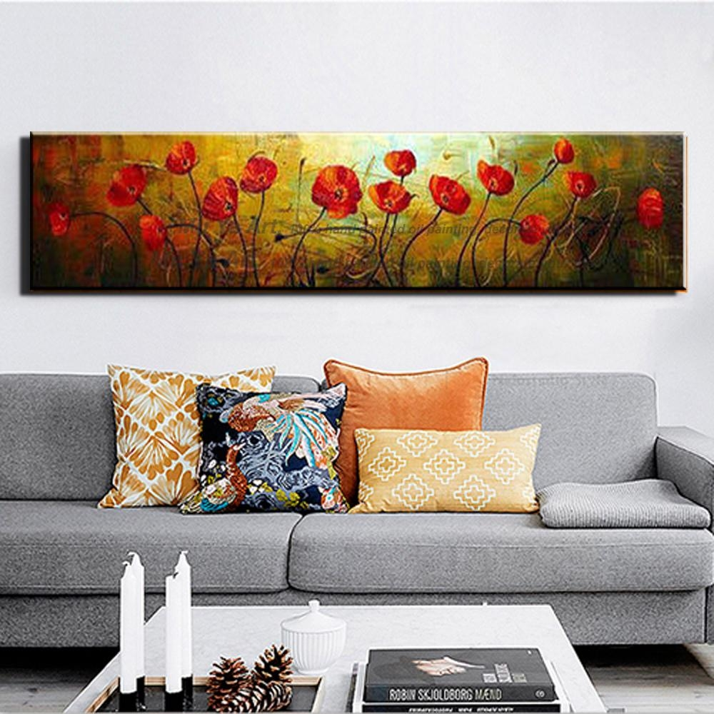20 collection of red poppy canvas wall art wall art ideas for Canvas prints to buy