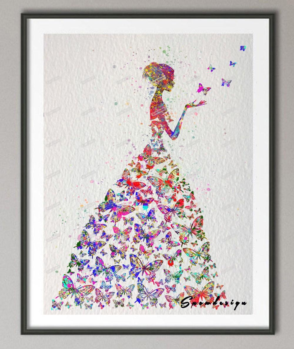 Popular Wall Art Canvas Girl Buy Cheap Wall Art Canvas Girl Lots Inside Girls Canvas Wall Art (Image 19 of 20)