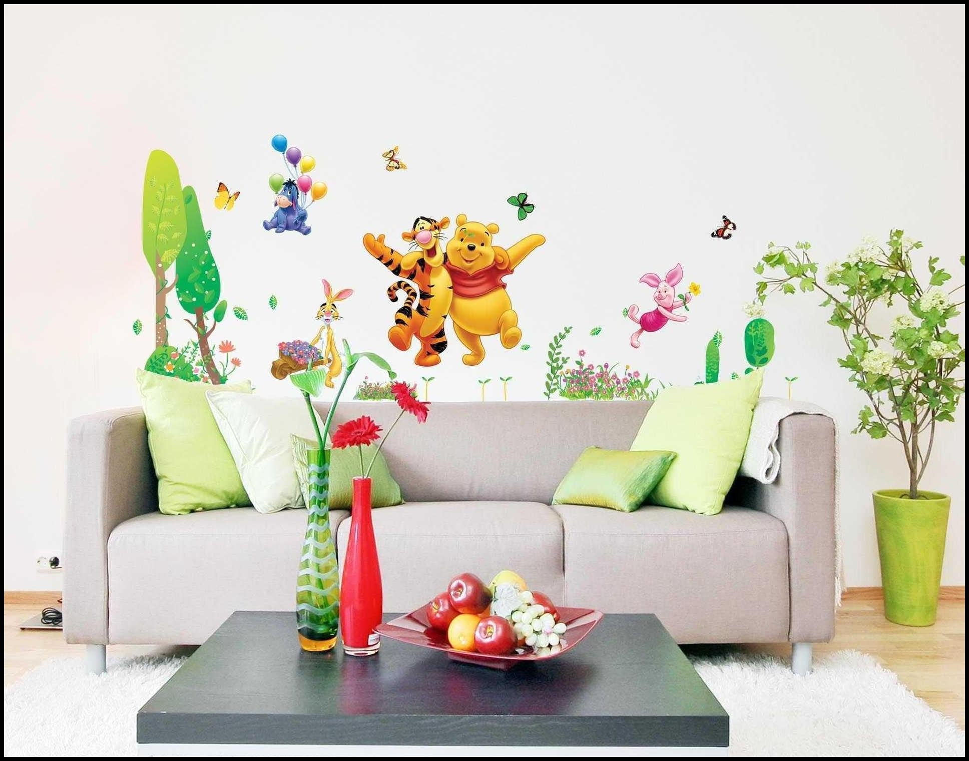 Popular Winnie The Pooh Wall Decals : Winnie The Pooh Wall Decals In Winnie The Pooh Wall Decor (View 10 of 20)