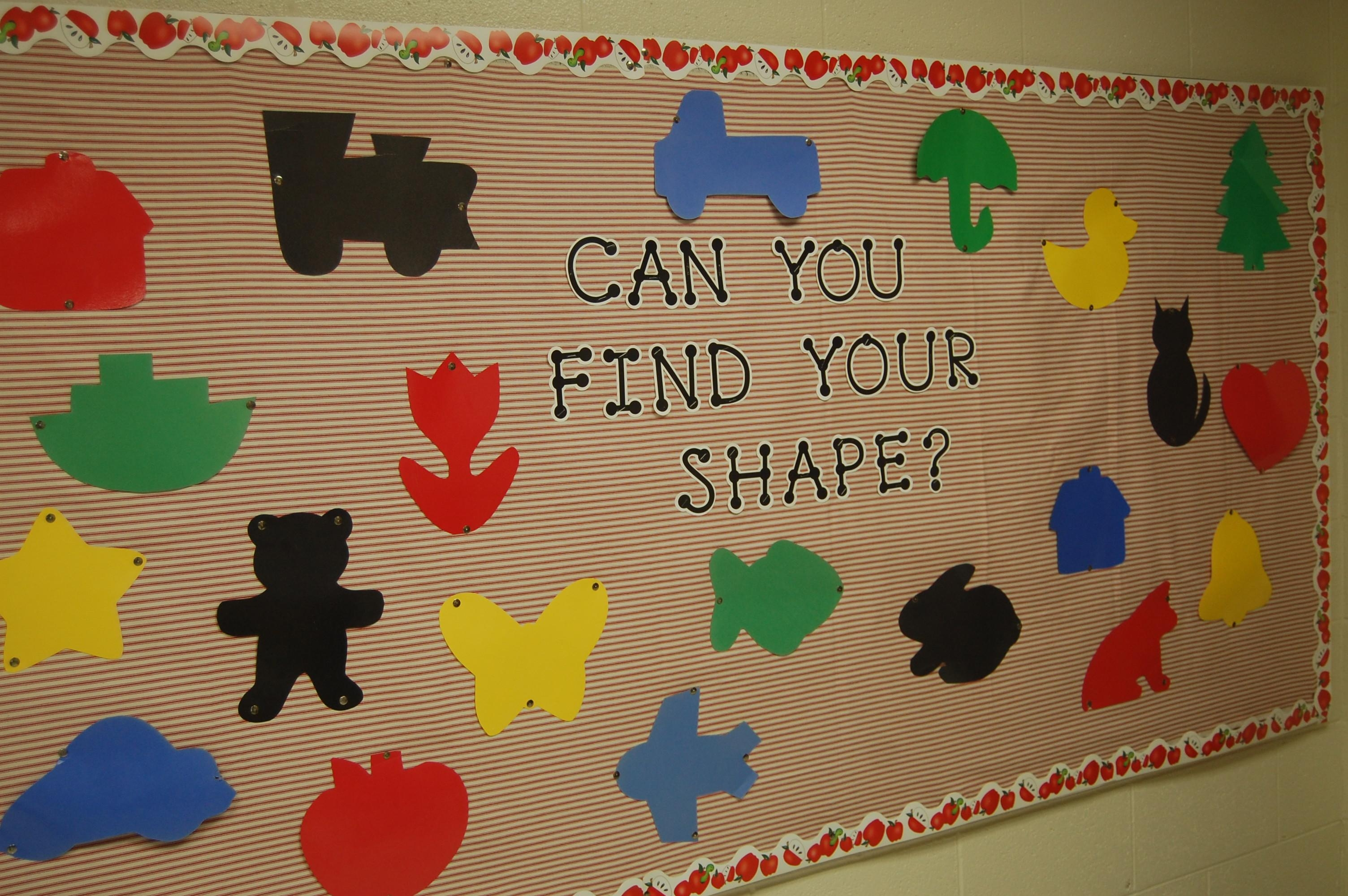 Preschool Classroom Management Idea For Preschool Wall Art (Image 14 of 20)