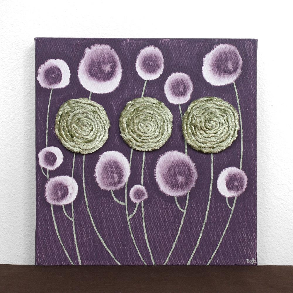 Purple Wall Art | Roselawnlutheran In Purple Wall Art (Image 15 of 20)