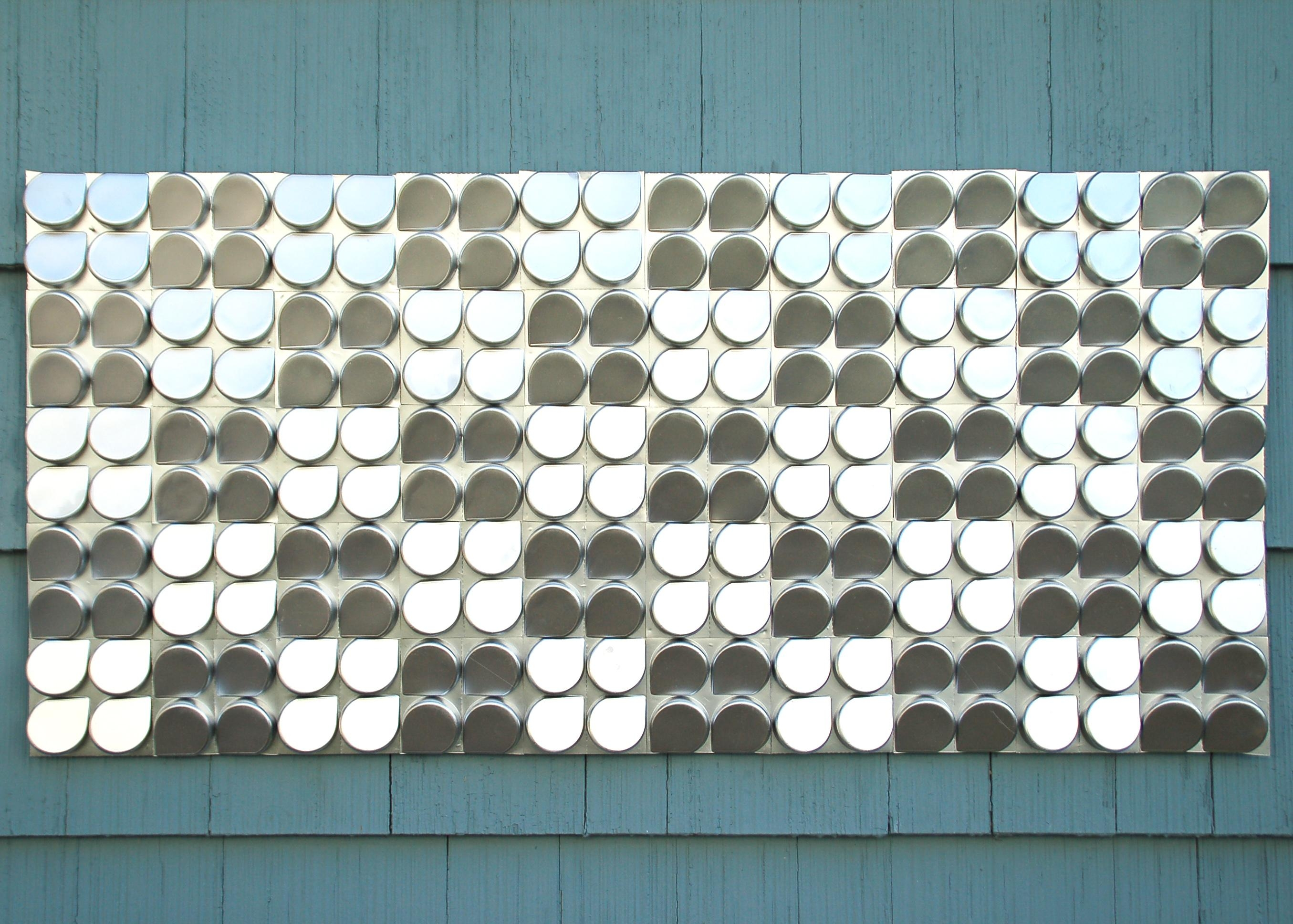 Recycled Art | Ideas Realized throughout Recycled Wall Art