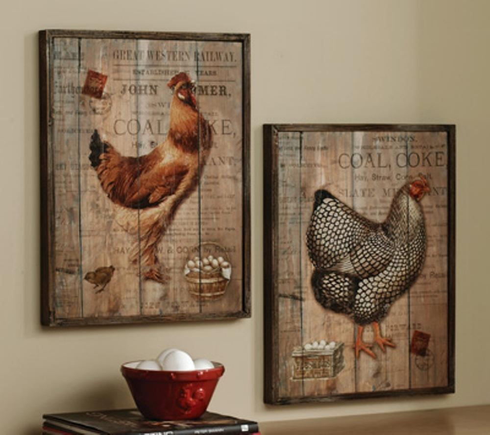 Rooster Wall Decor Metal : Rooster Wall Decor Metal – Design Ideas Intended For Metal Rooster Wall Decor (View 5 of 20)