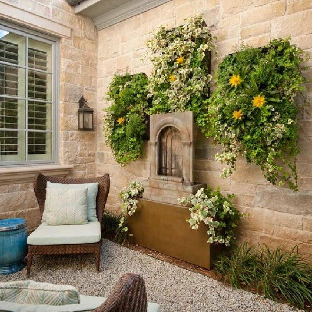 Rustic Outdoor Home Wall Decor | Jeffsbakery Basement & Mattress with regard to Outside Wall Art