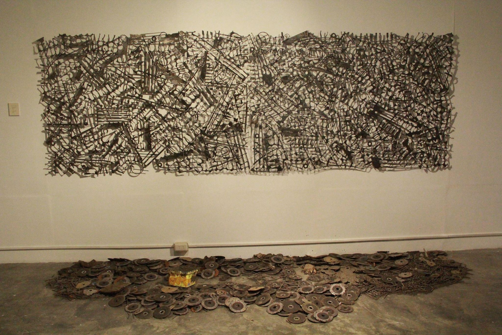 Sam Penaso: Multifaceted Sculptor, Visual & Performance Artist Throughout Filipino Wall Art (Image 14 of 20)