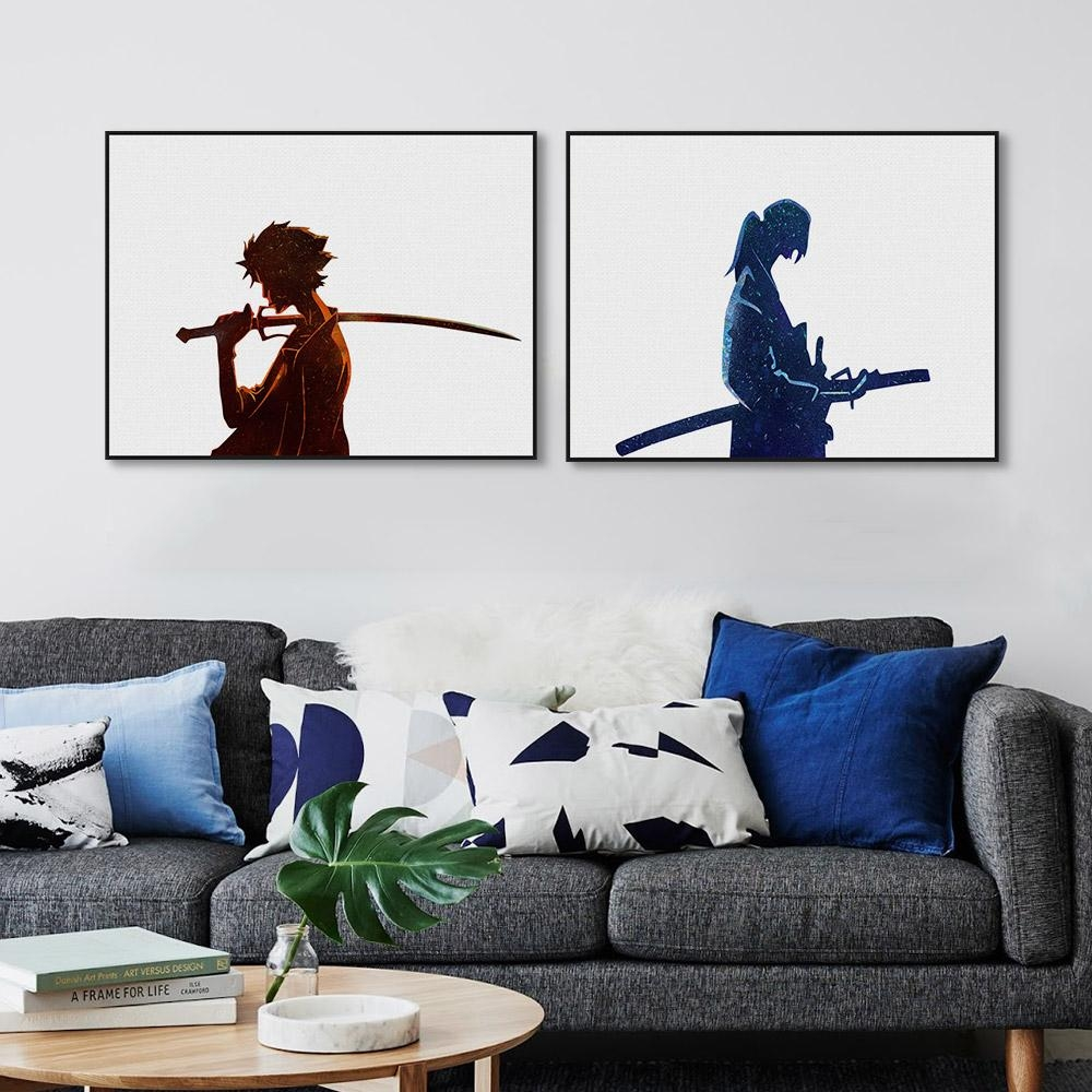 Samurai Wall Art Reviews – Online Shopping Samurai Wall Art Regarding Samurai Wall Art (View 13 of 20)