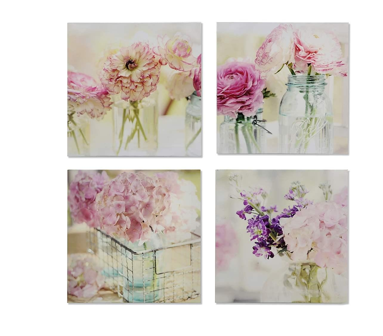 20 collection of shabby chic canvas wall art wall art ideas for Shabby chic wall art