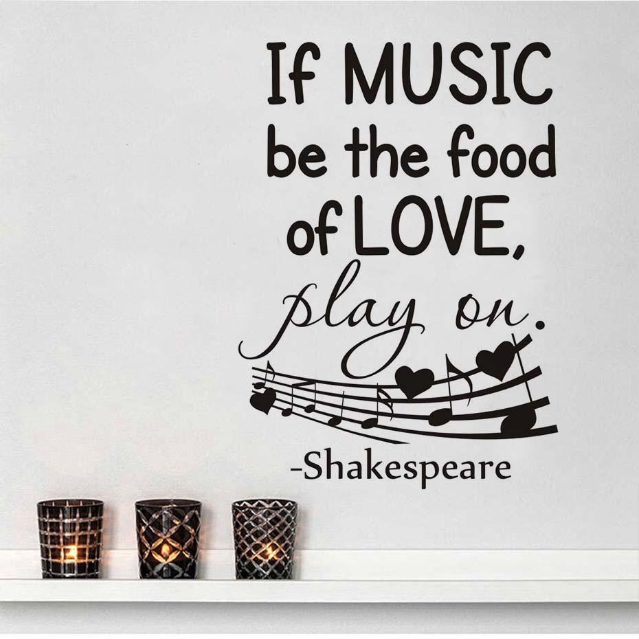Shakespeare Wall Decal Promotion Shop For Promotional Shakespeare Pertaining To Shakespeare Wall Art (View 13 of 20)