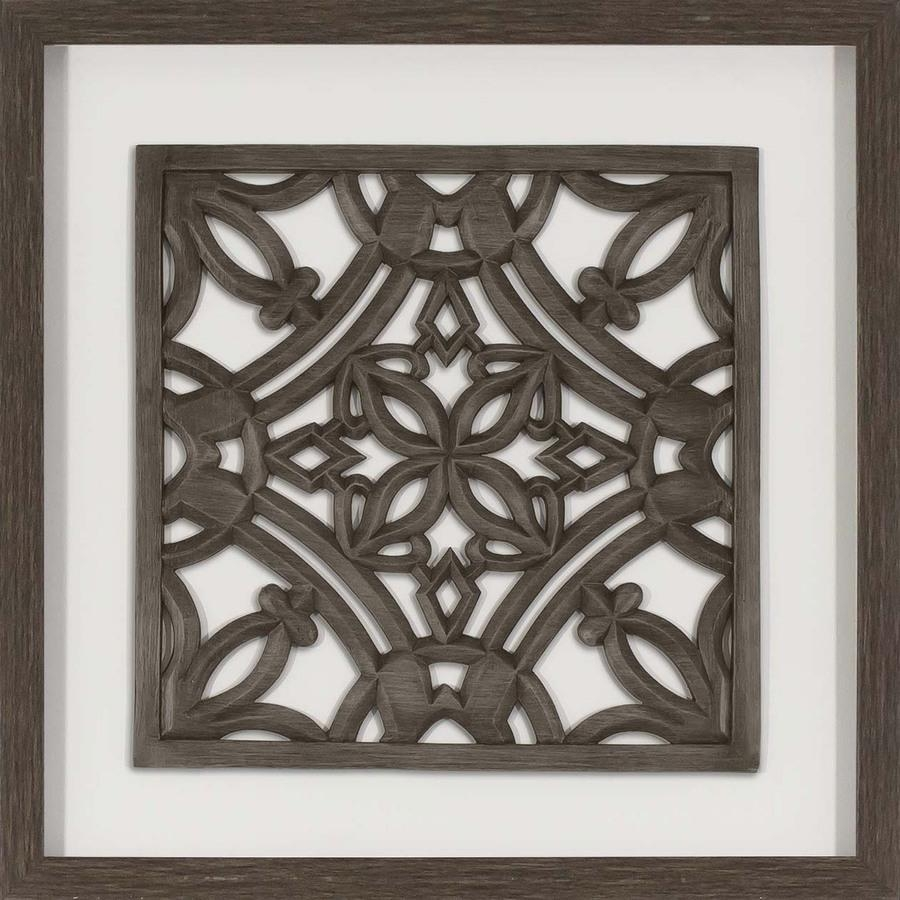 Shop Wall Art At Lowes For Bamboo Metal Wall Art (View 11 of 20)