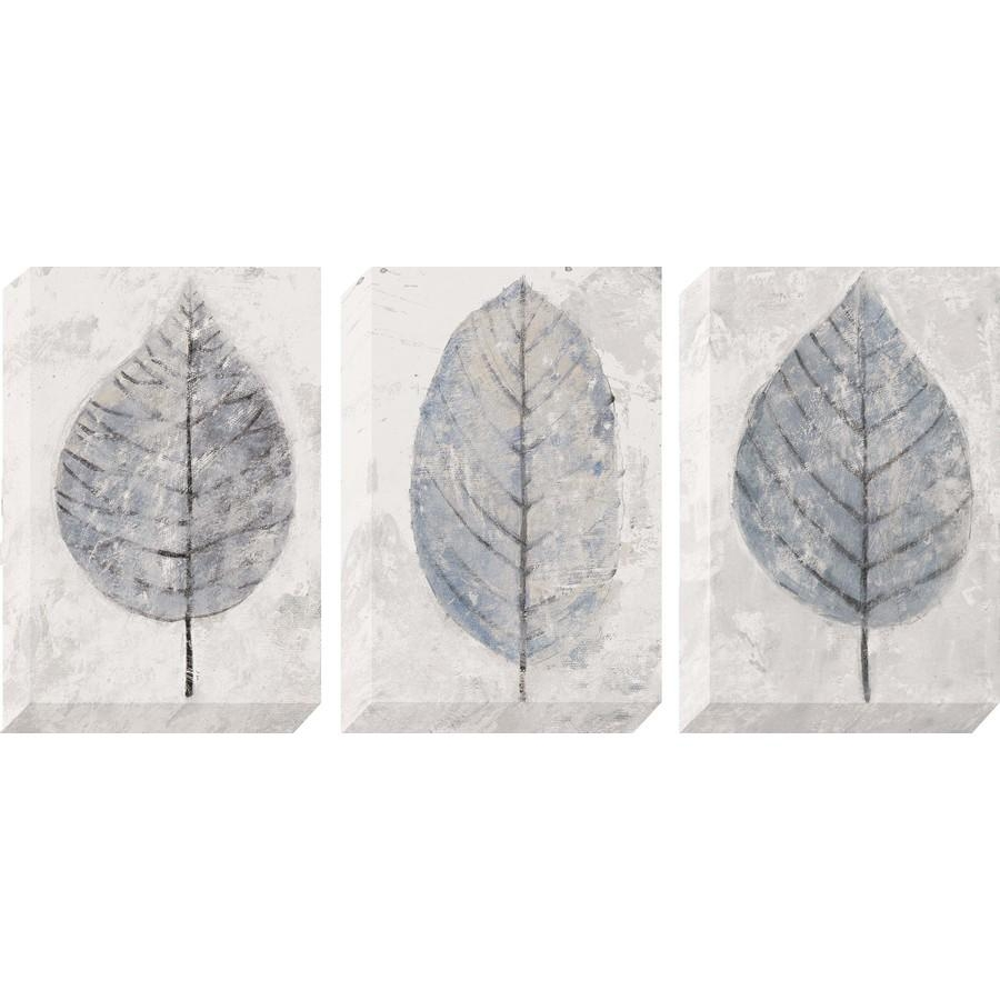 Shop Wall Art At Lowes Pertaining To 3 Piece Floral Canvas Wall Art (Image 13 of 20)