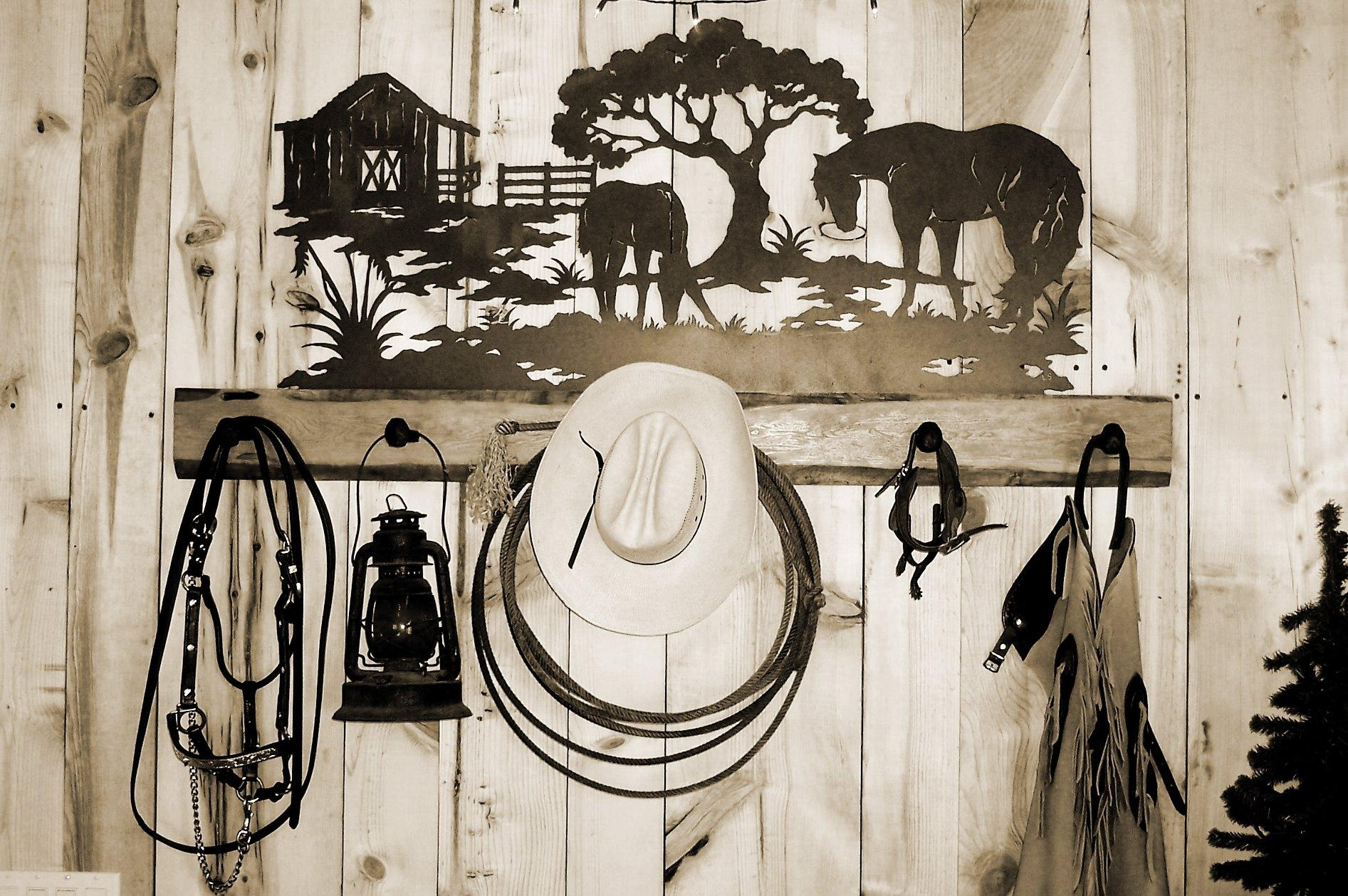 Silhouwest Originals – Metal Artleslie Souza/ Western Art In Western Metal Art Silhouettes (Image 13 of 20)