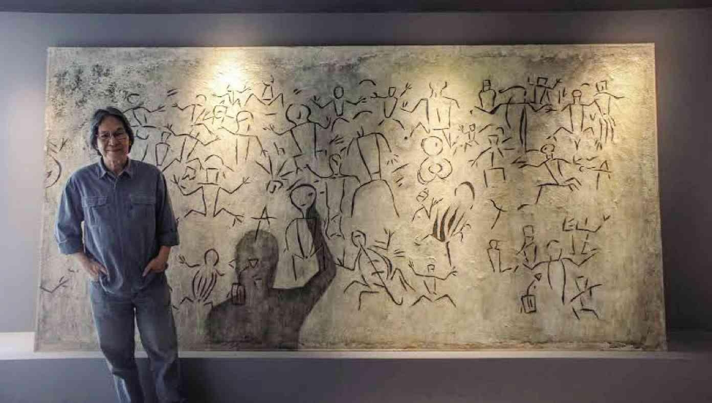 Siningsaysay': 30 Murals Depict Filipino History Across The With Regard To Filipino Wall Art (Image 15 of 20)