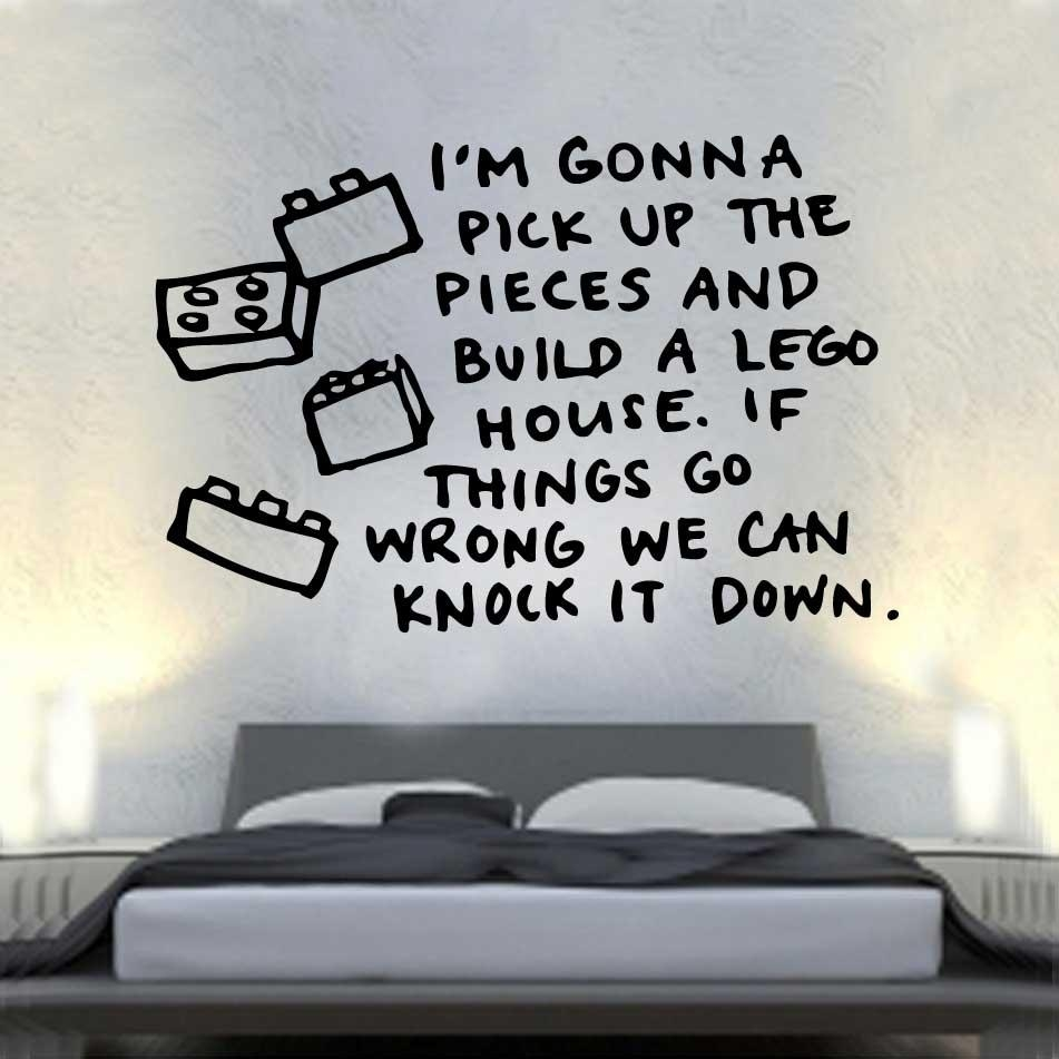 Song Lerics Vinyl Wall Art » Shop » Home Pertaining To Music Lyrics Wall Art (View 5 of 20)
