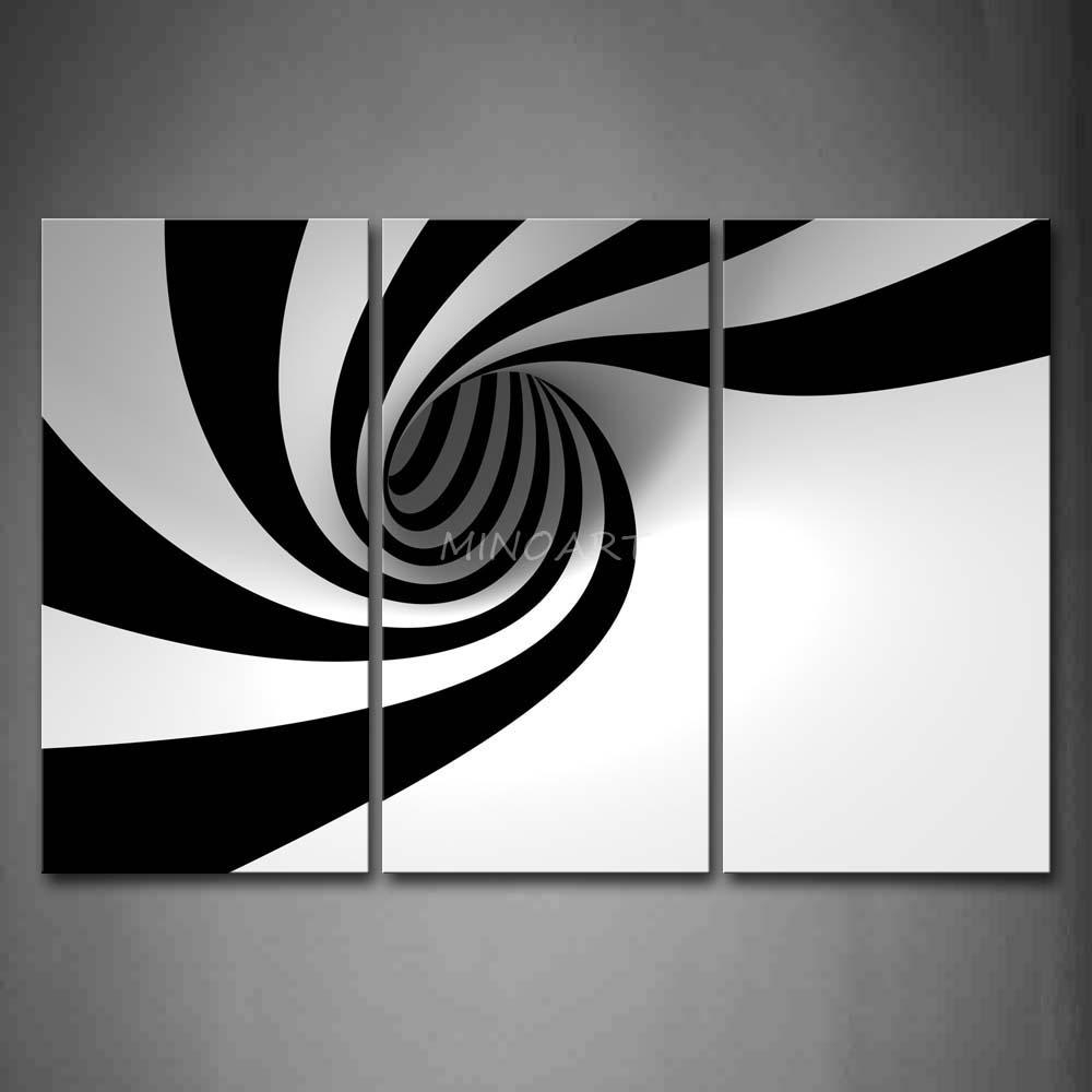 Featured Image of Black And White Wall Art