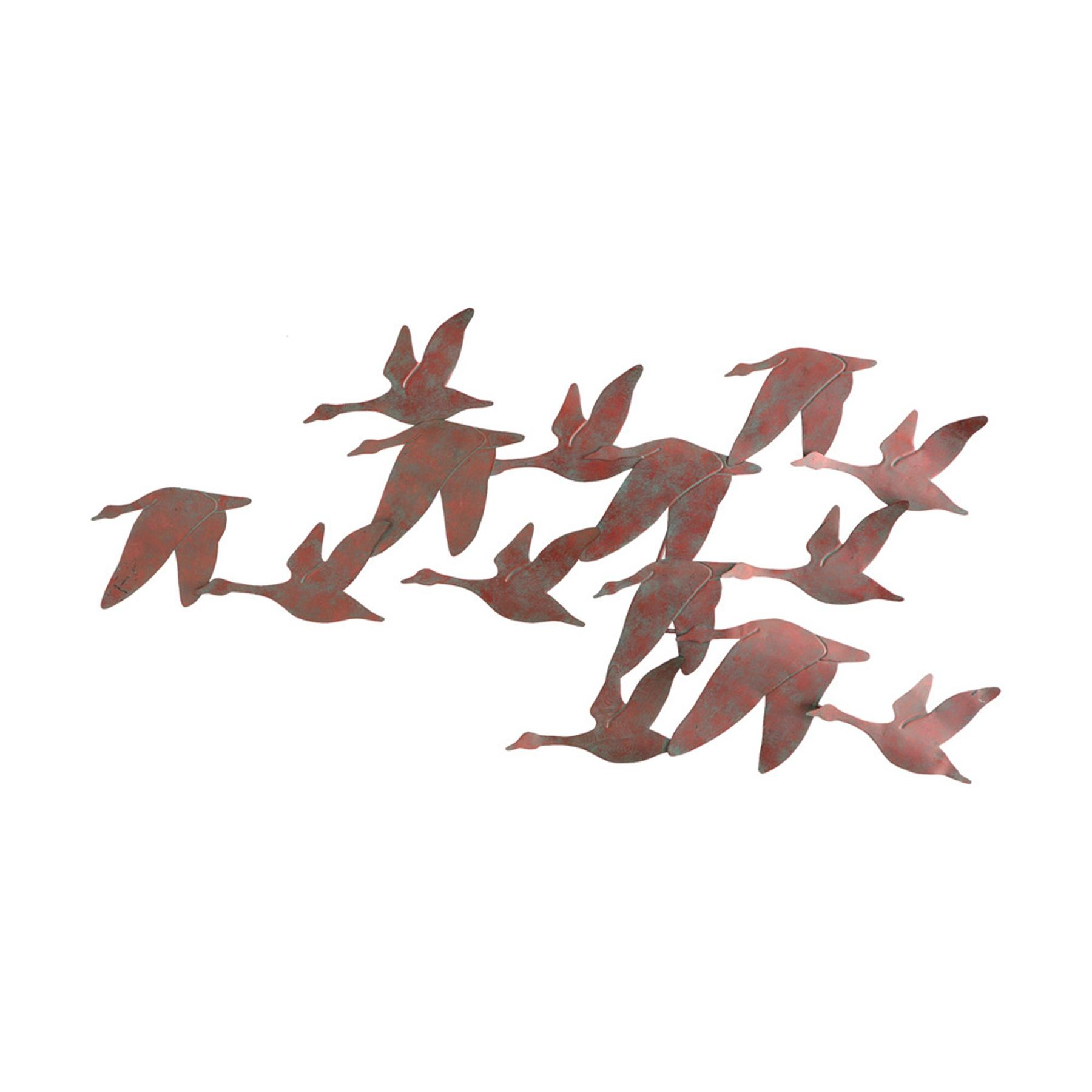 Southern Enterprises Flock Of Geese Wall Art Ga1932R For Flock Of Birds Metal Wall Art (View 18 of 20)