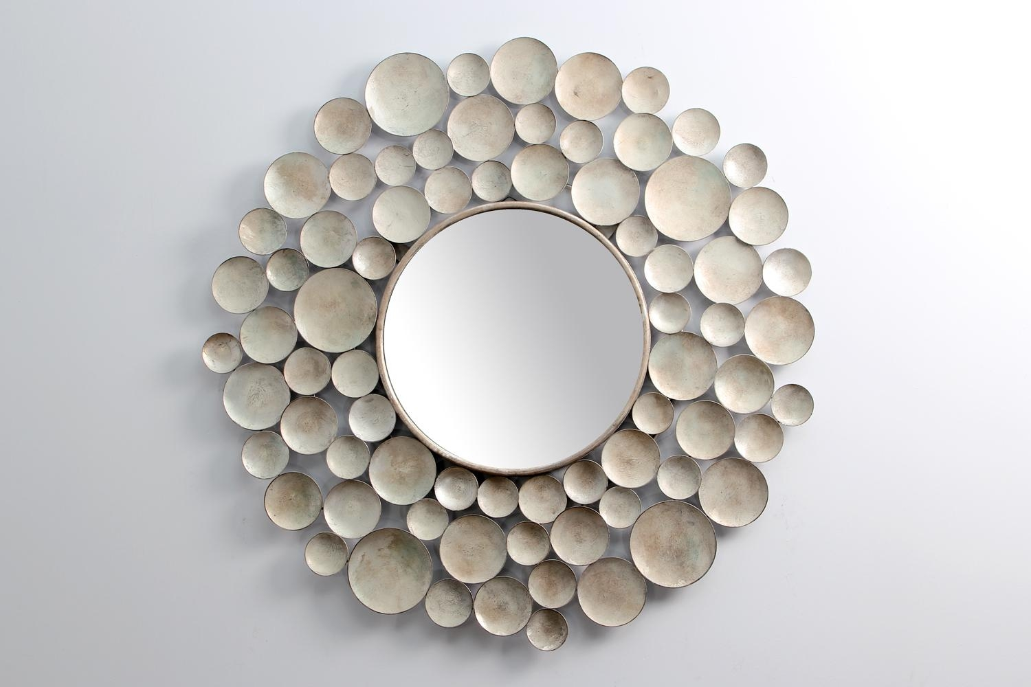 Sputnik Mirror | Forwood Design Pertaining To Wall Art Mirrors Contemporary (View 9 of 20)