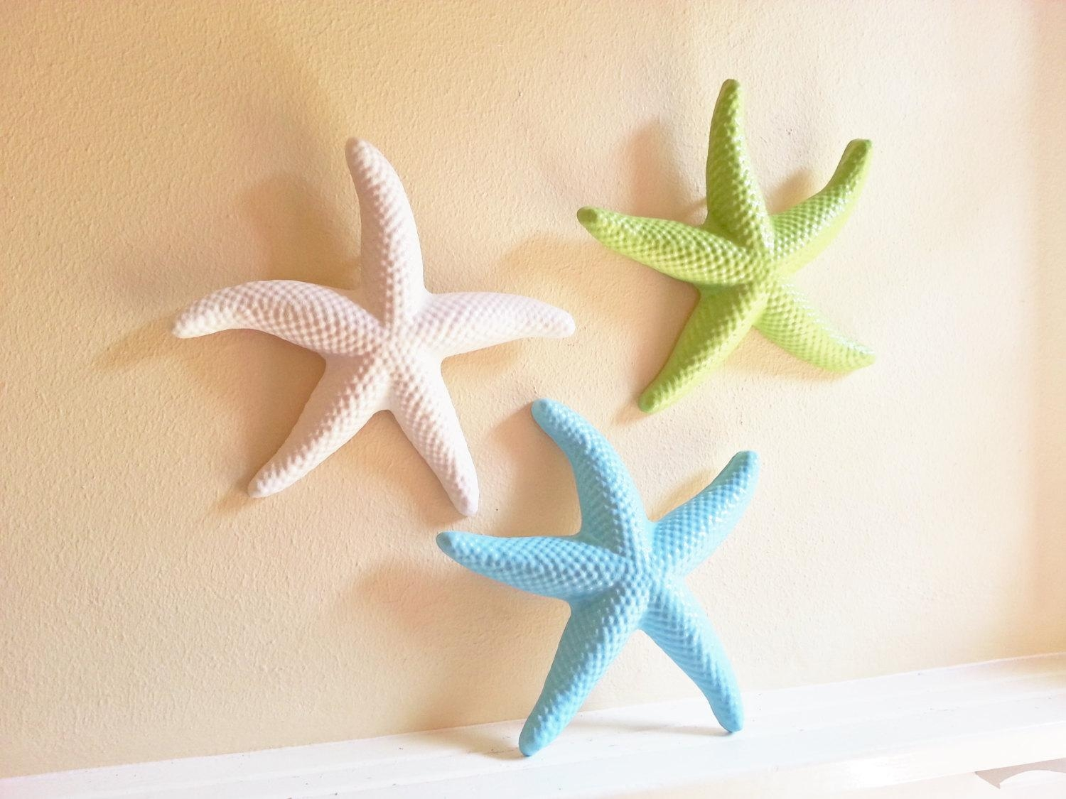Featured Image of Large Starfish Wall Decors
