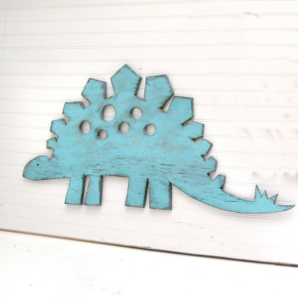 Featured Image of Dinosaur Wall Art For Kids