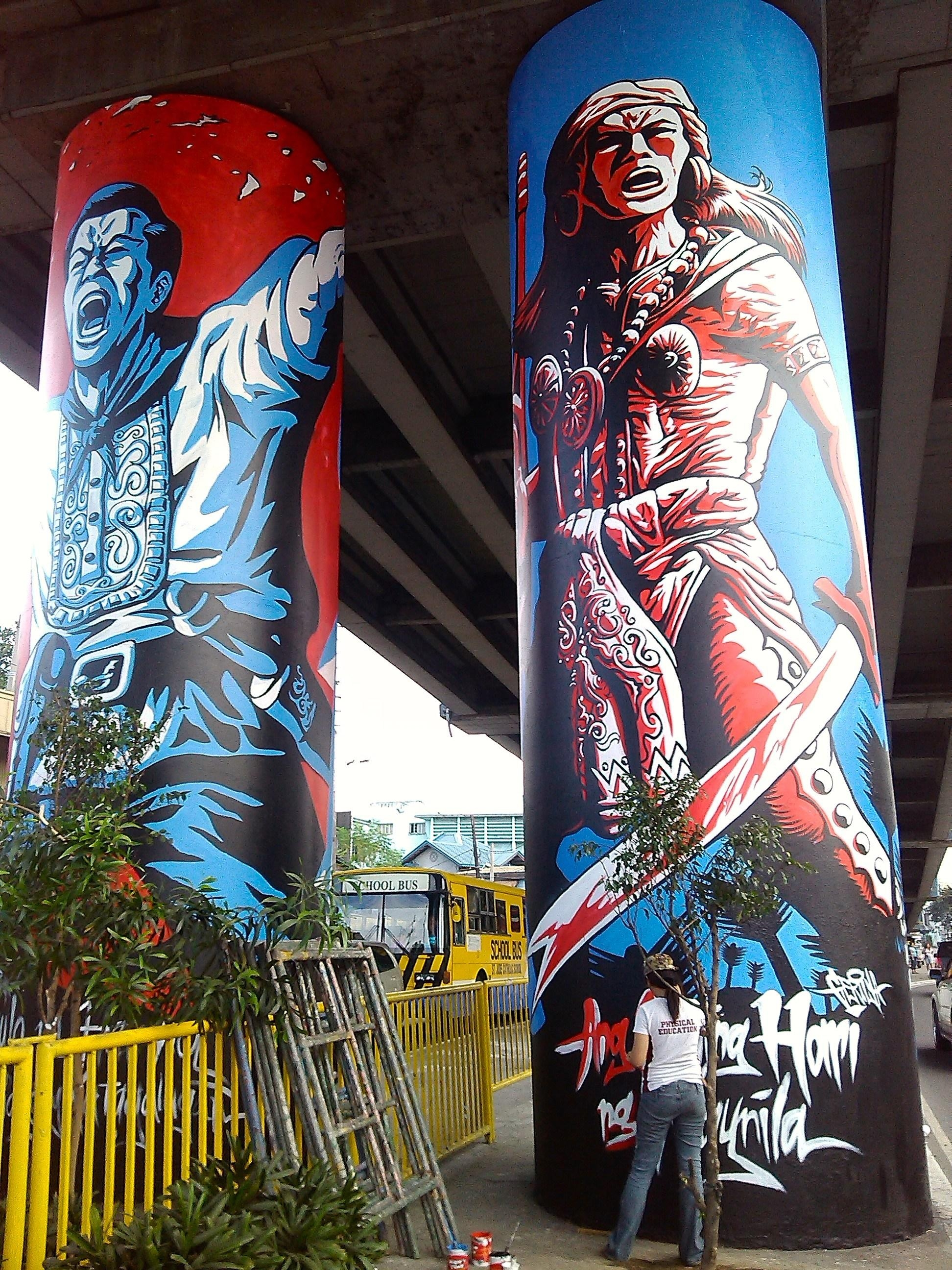 Street Art Of The Philippines ~ Filipino Street Art Project ~ L.a (Image 17 of 20)