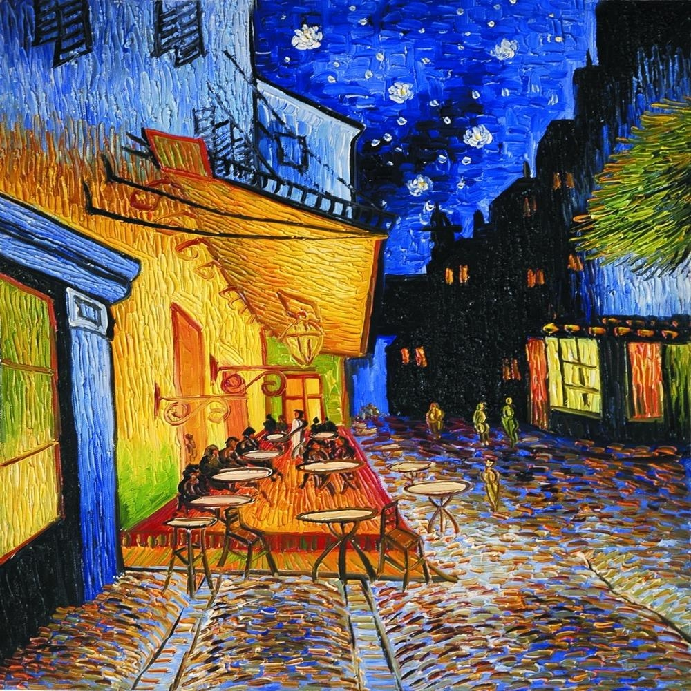 Street Scene Paintings Reviews – Online Shopping Street Scene Pertaining To Street Scene Wall Art (Image 18 of 20)