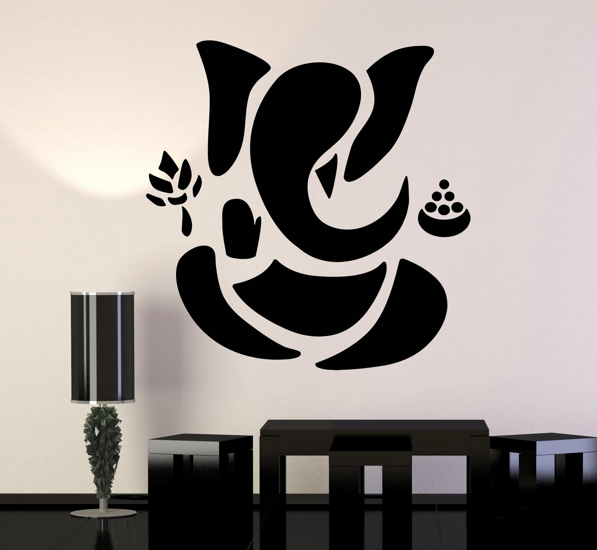 Stupendous Ganesh Canvas Wall Art Wall Room Decor Art Wall Decor Intended For Ganesh Wall Art (Image 18 of 20)