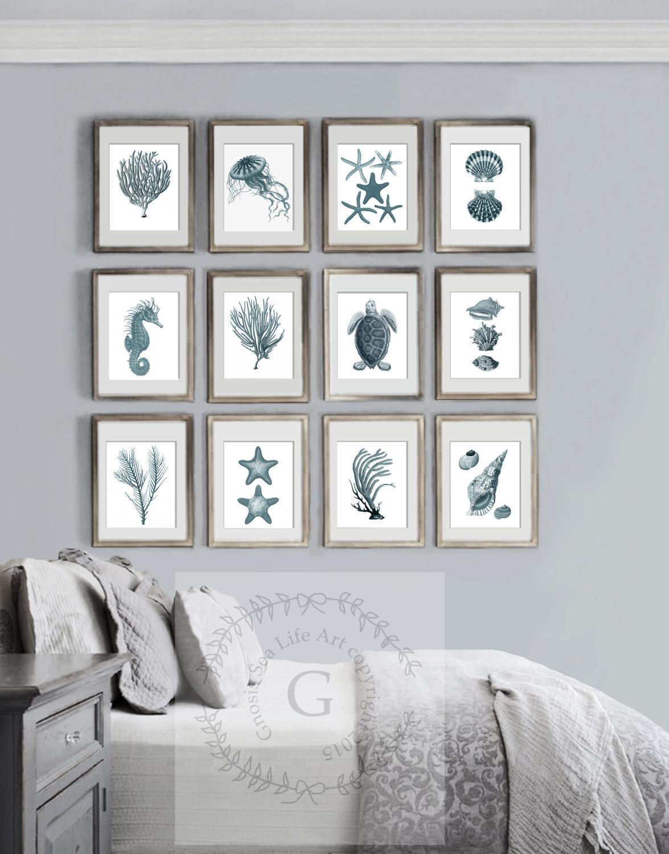 20 best ideas beach theme wall art wall art ideas for Ocean themed home decor