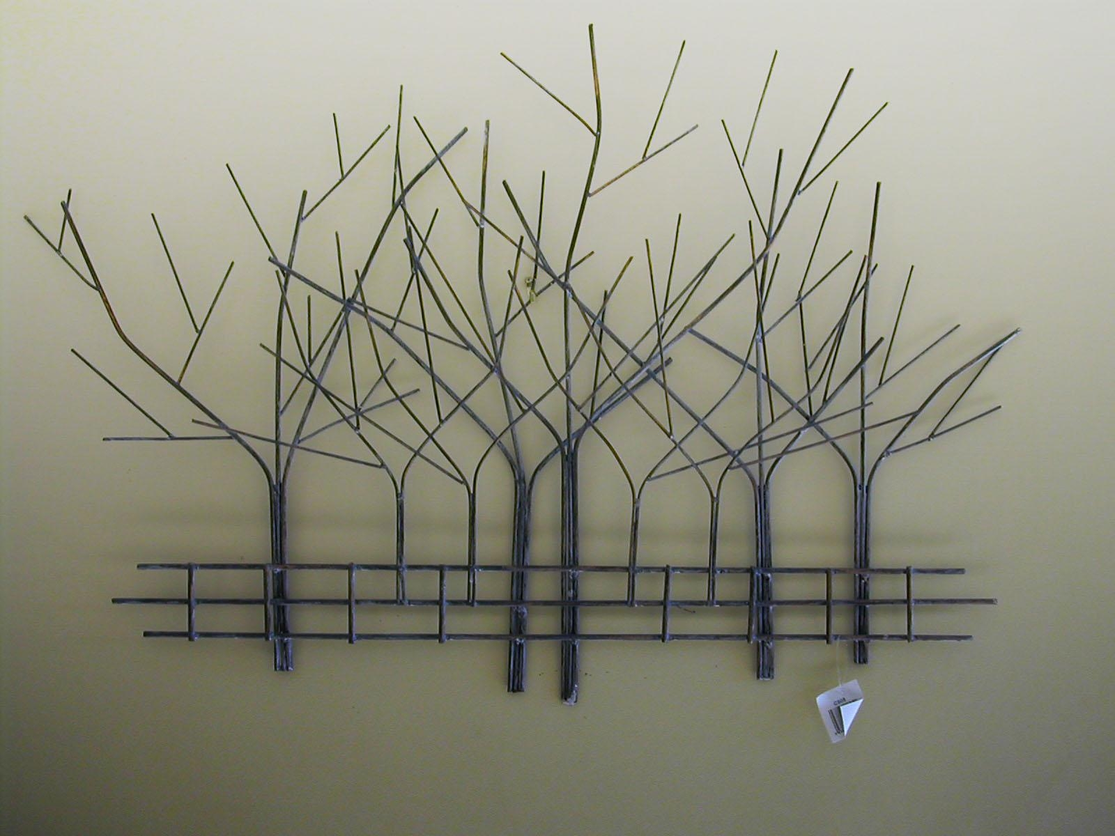 Superb Large Metal Tree Wall Decoration 77 Contemporary 'large Oak Intended For Oak Tree Metal Wall Art (Image 15 of 20)