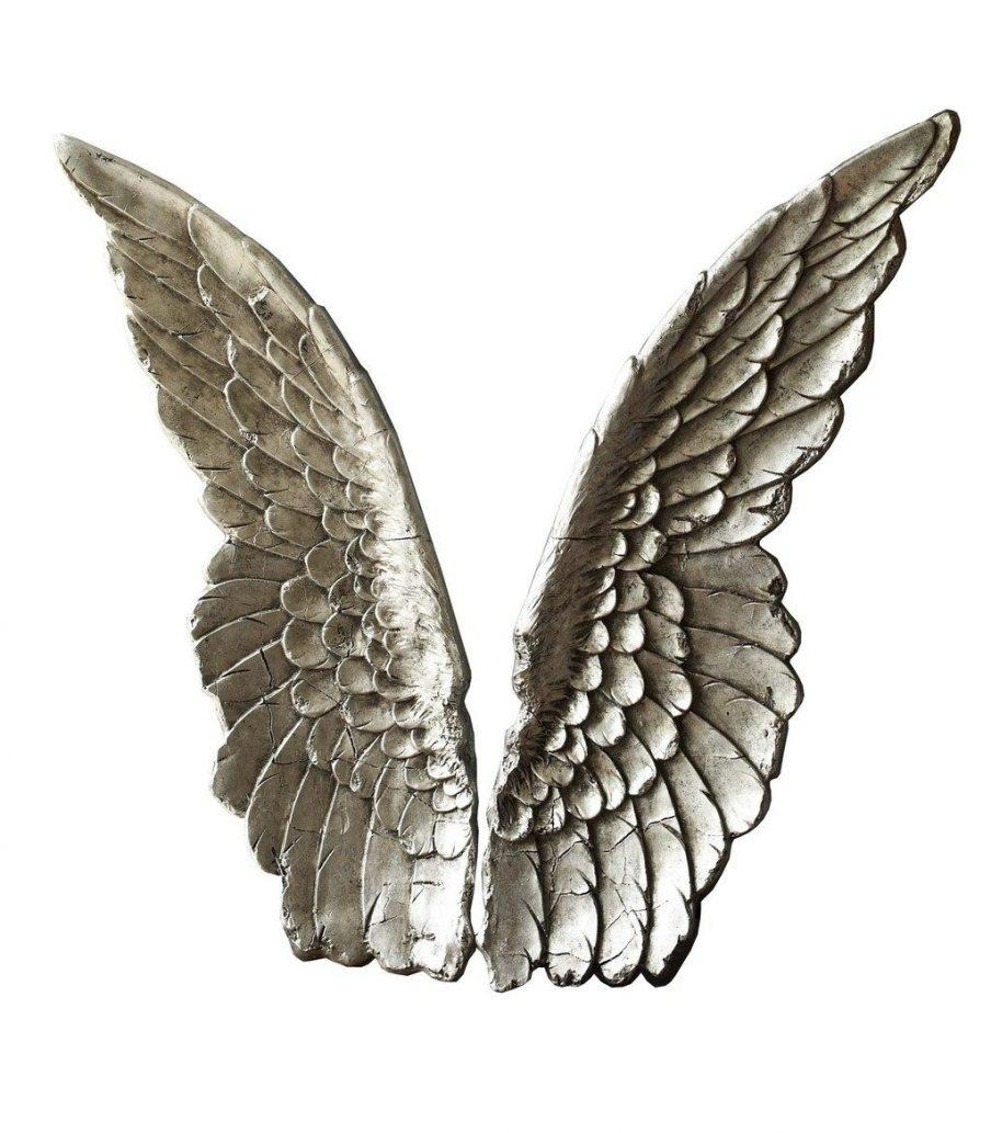 Superb Wooden Angel Wings Wall Decor Uk Angel Wings Wall Decor Within Angel Wings Sculpture Plaque Wall Art (Image 18 of 20)