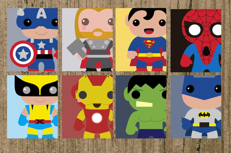 Superhero Baby Bedding Kidsline Cocalo Ba Superhero Pals 4 Piece With Regard To Superhero Wall Art For Kids (Image 12 of 20)