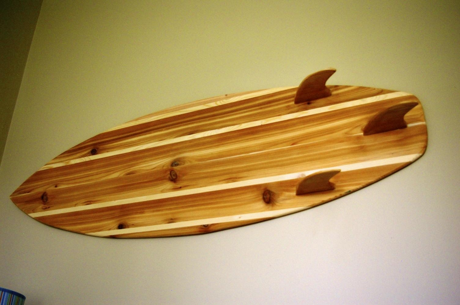 20 Collection of Decorative Surfboard Wall Art | Wall Art Ideas