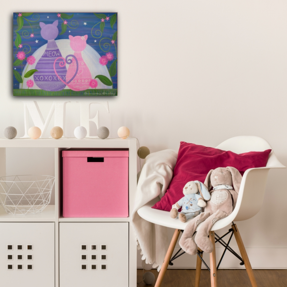Featured Image of Childrens Wall Art Canvas